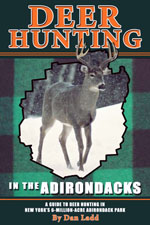 Deer Hunting in the Adirondacks Book