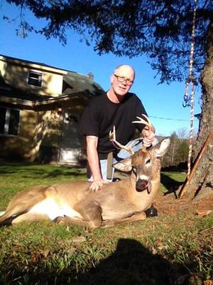 Big Body 8 Point, Masonville,  NY