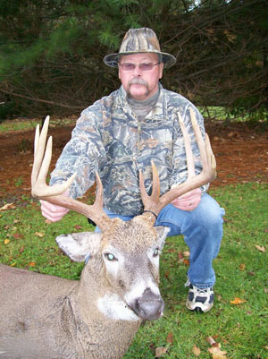 Dave Edwards Sr Buck