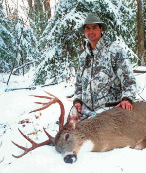 Tracking Whitetail Deer