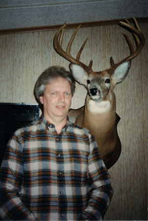 The Craig Morrill Buck